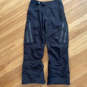 Burton AK 3L Static Gore-Tex Snowboard Pants Small